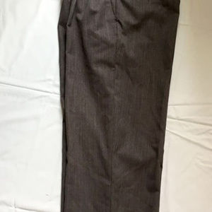 Joseph & Feiss Mens Cuffed Lined Dress Pants Sz 34